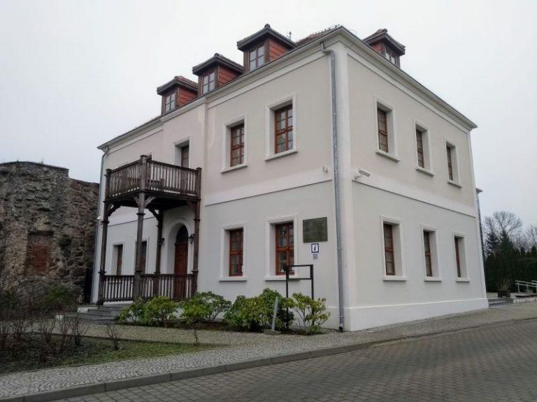 Dom Joannitów w Sulęcinie