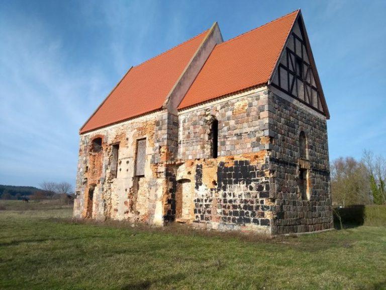Kaplica Templariuszy i Joannitów w Rurce