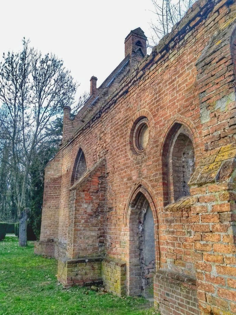 Kaplica św. Gertrudy - Chojna