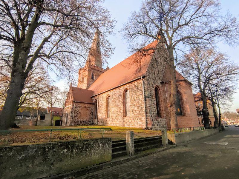 Kościół Matki Bożej Nieustającej Pomocy w Trzcińsku-Zdroju