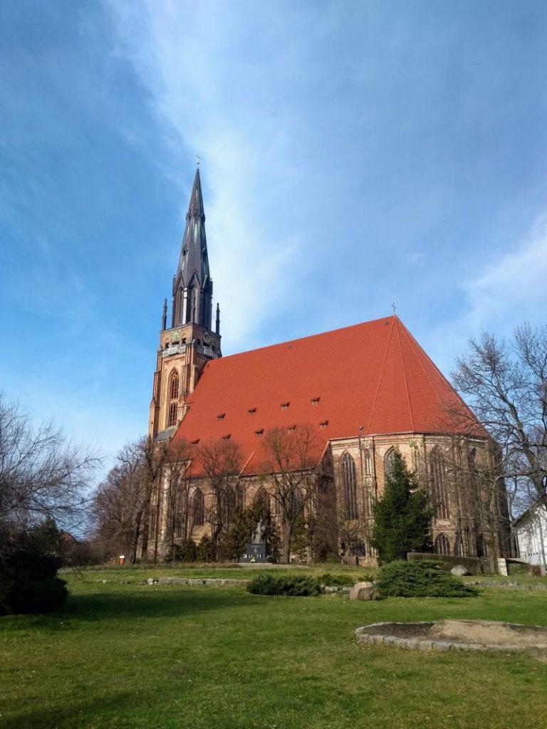 Kościół Najświętszej Marii Panny w Chojnie
