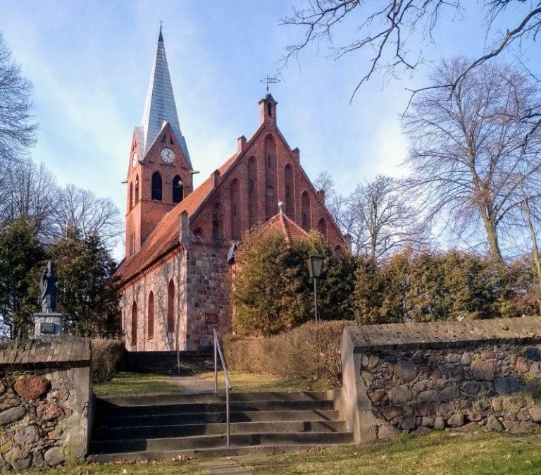 Kościół parafialny w Swobnicy