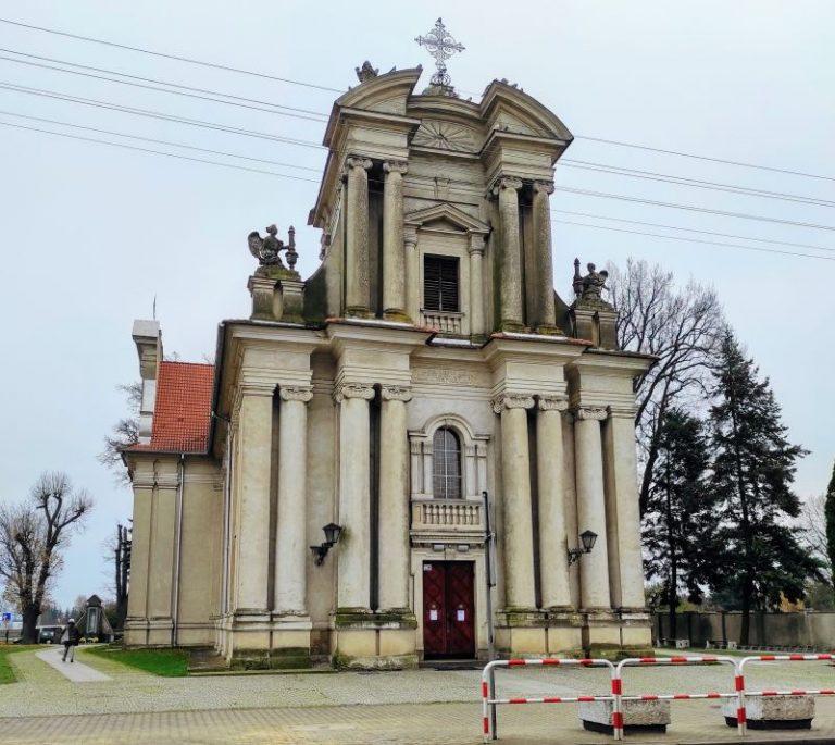 Kościół św. Marcina i św. Stanisława Biskupa w Rakoniewicach