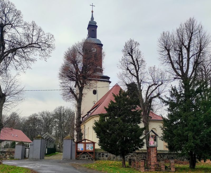 Kościół w Golenicach