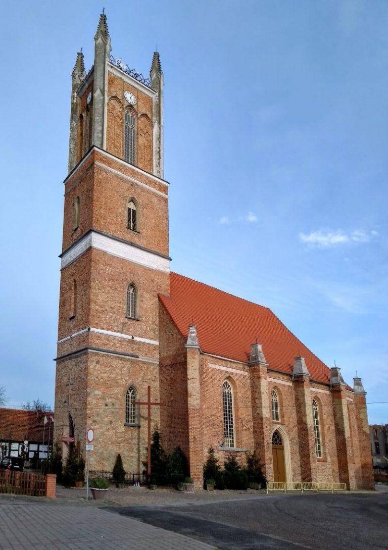 Kościół w Słońsku