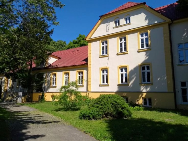 Pałac w Małyszynie (Gorzów Wielkopolski)