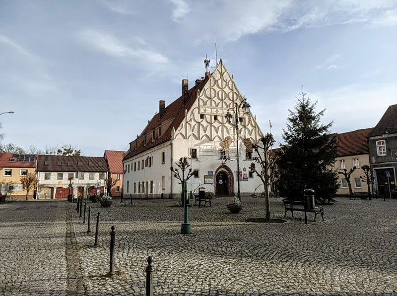 Ratusz w Trzcińsku-Zdroju